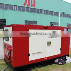 50hz 400/230V 3p4w danyo japan silent diesel genset 500kw generator for sale malaysia
