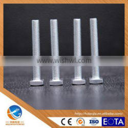 Standard Size Manufacturing Machine Price Carbon Steel Hex Bolt and Nut