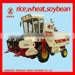 4LZ-2.6 small soybean harvester