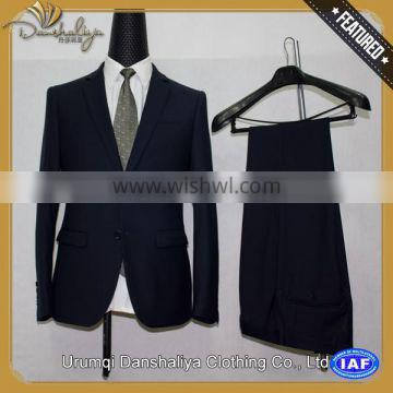 England style custom made linen suits for men made in China