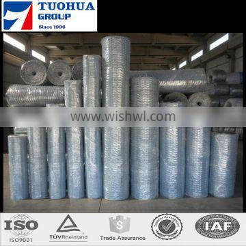 PVC Coated/Galvanized Hexagonal Wire Mesh for Animal Cages