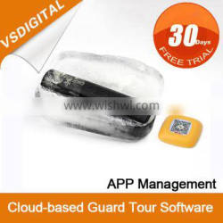 RFID Guard Tour with Checkpoints and Software