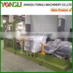 eco-friendly floating fish feed extruder machine with overseas service supply