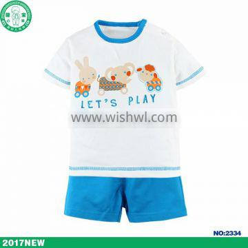 summer 2017 kids clothing suppliers china Wholesale kids summer wear