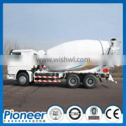China Manufacturer Howo Chassis Concrete Mixer Truck 5m3-16m3 for Sale