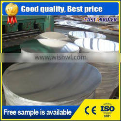 3003 1100 1070 1060 1050 Aluminium Plate Circle/disk for Traffic Sign