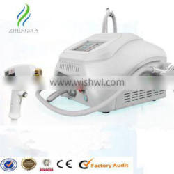 Big Sapphire Spot Size Diode Laser 808nm Hair Removal machine