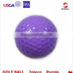 Two pcs colored Golf Ball