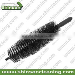 2017 car brush for car tire/car wheel brush/car brush