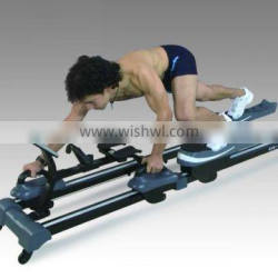 Spinal health and back pain/injury prevention rehabilitation training equipment, Back Stretcher