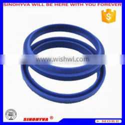 customized wiper seal dkb in seals for hydraulic cylinder