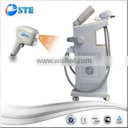 New designed Medical grade 810 nm Diode laser with Nd:YAG laser 2 in 1 beauty machine