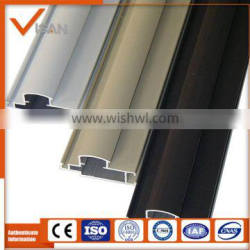 High quality powder coating aluminium profile with various specifications