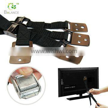 Anti tip furniture strap protect baby from the falling of furniture