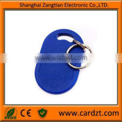125KHZ keytag TK EM4100 Key fobs with printed RFID fobs security