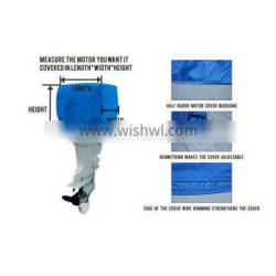 full outboard cover