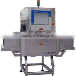 X-Ray machine to detect foreign matters in bulk Raiisns.