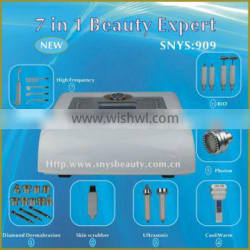 2015 hot price Microdermabrasion Beauty Machine Model SNYS-909 scrubber