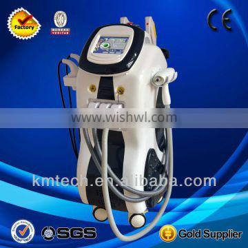 Salon popular product !!multifunction equipment beauty for weight loss hair/wrinkle /ance/vascular removal