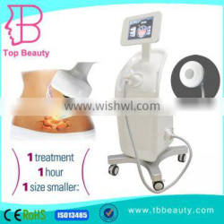 Cost-effective HIFU ultrasonic therapy body shaper slimming machine