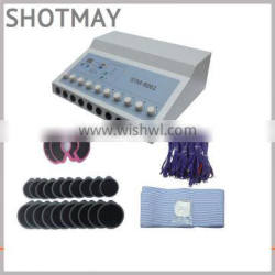 shotmay B-333 new coming desktop acupuncture body massager with great price