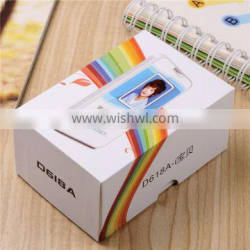 RFID support antenna build in kids locator anti kidnapping sos call ID card gps glonass tracker for kids