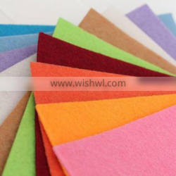15080305 kinds of color non-woven fabric needle felt