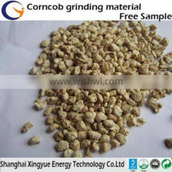 6-150# corncob powder for abrasive/polishing/water filter