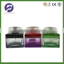 Qualified Square Perfume Glass Bottle Manufacture
