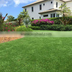 VIVATURF Fire Resistant Sturdy Anti-UV Fake /Synthetic Garden Artificial Grass