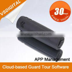 RFID Guard Tour System Price with Cloud-based Software