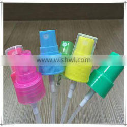All Size Plastic Fine Mist Sprayer Used For Perfume / Disinfectant in China