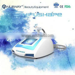 No Pain Promotion !!! Portable High Intensity Focused Ultrasound High Frequency Esthetician Machine Wrinkle Removal Hifu Slimming Machine With CE Multi-polar RF