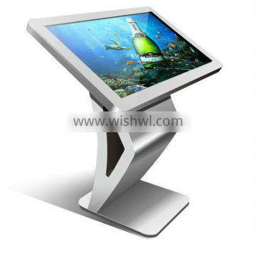 IR interactive Touch Screen Self-service Kiosk/Information Checking kiosk