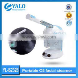 Hot sale YL-2328 used facial steamer for sale/professional nano ion facial steamer