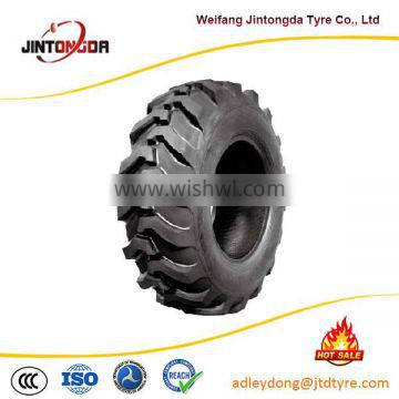 High quality chinese backhoe tire 17.5l-24 for sale