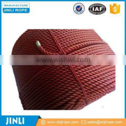 pp rope for yacht buyer excellent abrasion strong breaking strength