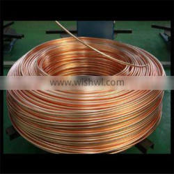 China supplier refrigeration C1100 copper tube coil price per meter
