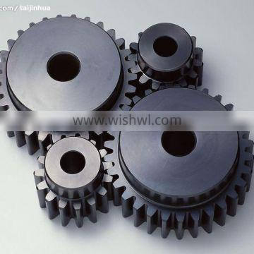 Crown gear& pinion agricultural machinery gear gears custom for plastic