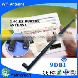 Long range 10dbi wifi antenna sma female external wifi antenna for wireless router