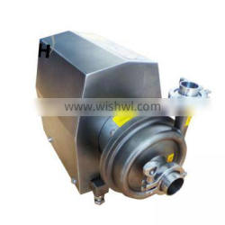 sanitary stainless steel cryogenic centrifugal water pump