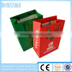 Factory price Plastic Lined Kraft Paper Bag made in Guangzhou China