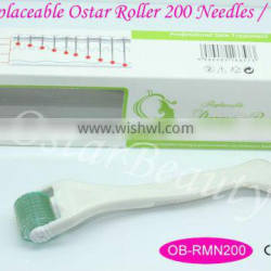 (2014 new) needle roller for wrinkle removal replacement mns derma roller