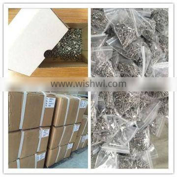 carbon steel drywall screw with best selling