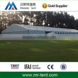 Outdoor marquee party tent for festival and event