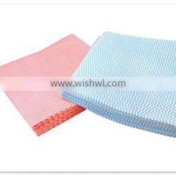 Soft and comfortable viscose non woven spunlace roll
