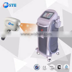 2017 New year promotion 755 1064 810nm diode laser hair removal beauty machine