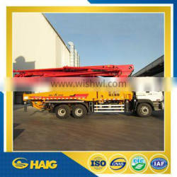 concrete pump and mixer hire london
