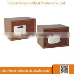 High-quality and security Wood grain box general used safe box