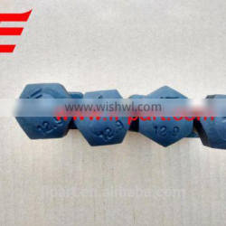 M16x1.5x53 Track bolt nut for track link